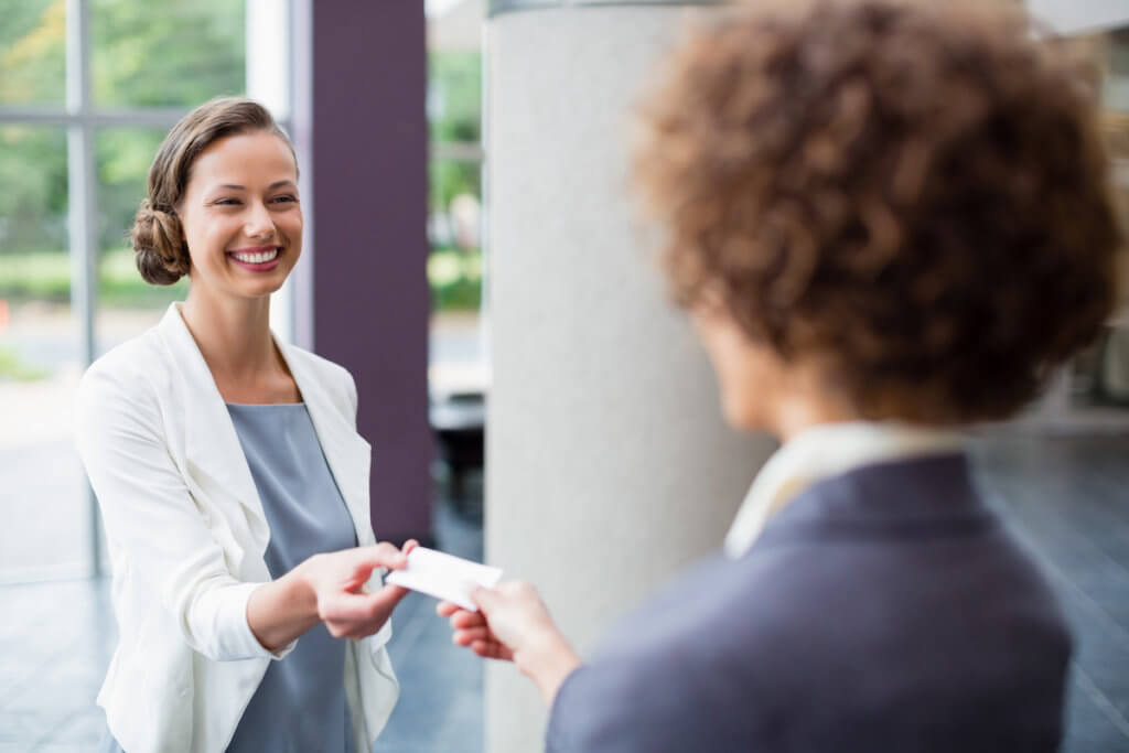 How Business Cards Can Boost Your Business Referral Networking Game